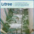 Submergé membrane mbr litree traitement d'eau de mer