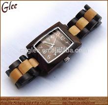 Fashion Style Unisex Wooden Watch Quartz Sport Watches