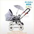 novos estilos 2014 baby stroller preço barato fashional blue dog carrinho