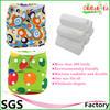 Ohbabyka China Reusable One Size Factory fashion baby cloth diaper