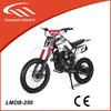 250cc dirt bike cheap adult mini dirt bike with kick start CE