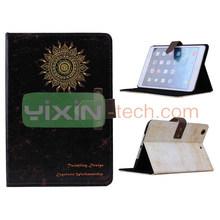 For iPad mini 2 Retina Leather Case, Retro Style Case