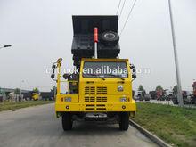 long stroke one acting hydraulic cylinder / lfting gear for dumper trucks