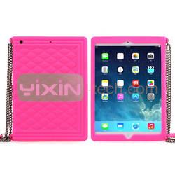 For iPad mini 2 silicone Case,for ipad mini 2 handbag case,for ipad mini 2 handbag case with chain