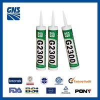 GP adhesive sealant slicone sealnat manufacture for kitchen