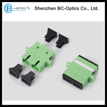 SC/PC Duplex MM Fiber Optic SC Adaptor