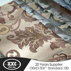 beautiful living room fashion jacquard curtain fabric
