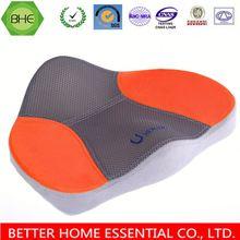2014 Hot Sale memory foam ergonomic seat cushion