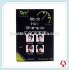 Hair Dye Hair Color Vcare Shampoo Dye 5 Mins Dye Black Hair Shampoo
