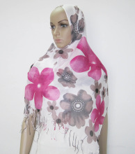 NEW LISTING CLASSY SOFT SHAWL/SCARF/WRAP/PASHMINA FASHION PRINTED PATTERN VISCOSE HIJAB
