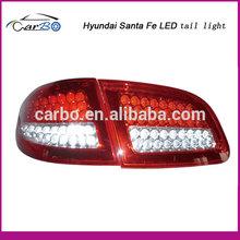 New Arrival 12V High Power LED Tail Light For Hyundai Santa Fe