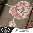 cheap price wholesale 100% polyester high quality blackout curtains