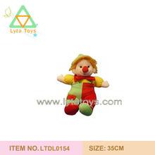 Custom Clown Soft Plush Toy Doll