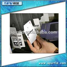 Customized RFID Tag Garment