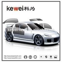 Anti-shock protective film for car window,heat resistant car IR window film