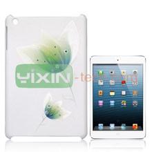 for iPad Mini 2 Hard Case, for ipad mini flower case, diamond case for ipad mini 2