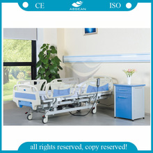 CE approved! AG-BY005 five functions ABS medical message bed