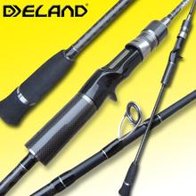 0600-1 Section Carbon Fiber Slow Pitch Jigging Fishing Rod/Guangzhou Rod Slow Pitch Fishing
