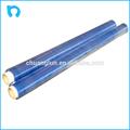 blue folha de cobertura de plástico folha do pvc para a embalagem