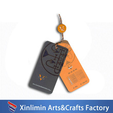 high quality clothing fashion hang tags design