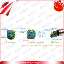protection chip/ Kick Module adjust watt 5W~12W kick adaptor for Mechanical mod from Efest Daisy