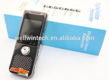Generation new design recording machine 8gb mp3 palyer sound recorder
