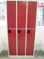 Few-025 moderno Design de Metal Almirah guarda-roupa para 3 portas