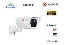 hot sale,Full HD 2megapixel waterproof IP66 IR IP camera,POE,two way audio,alarm,wdr ,Ambarella chipset