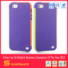 Bumper case for iphone 5 soft TPU cover housing for iphone