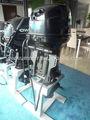 nueva tecnología de dos tiempos fuera de borda 40hp barco de motor impulsor para brasil shart del eje del motor 40hp