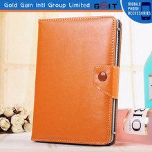 Leather Flip Case For Tablet 7 inch