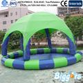 piscina inflável gigante inflável piscinas grande piscina inflável