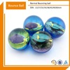2014 New Kids Toy Super Transparent Rubber Bouncy Balls