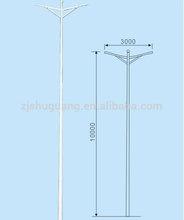street light pole specifications