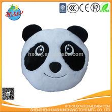 panda shape pillow cushion for promotion