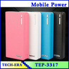 USB fast charging emergency power pack 20000mah AAA exide battery for iphone