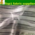 Fazer- para- fornecedor ordem de diferentes materiais como o algodão ou viscose ou poliéster tecido de malha