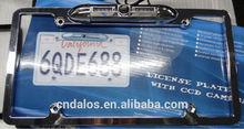 2014 DLS CCD Car Backup Camera For USA, License plate camera