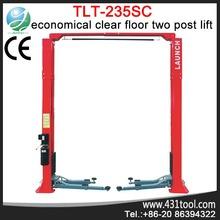 CE Certification Launch TLT235SC 2 POST car hoist power lift