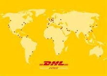 China dhl international rates to LOS ANGELES USA -----Anne