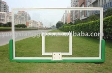 Laminated Tempered glass basketball backboard