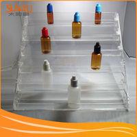 Wholesale Transparent E-liquid Juice Acrylic Display Stand