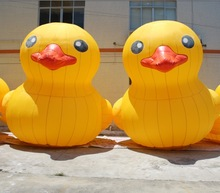 Best quality gaint inflatable yellow duck