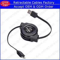 Reels Retractable 12V Power Cord to 36V DC Connectors 3.0 version