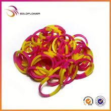 Fun loops DIY popular heart shaped rubber band