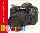 Genuine New Nikon D7100 24.1 MP Camera + AF-S 18-105mm f/3.5-5.6 AF-S DX VR ED Nikkor Lens
