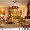 C99024 brass alabaster chandelier ,3 light chandelier ,crystal ceiling lamp led