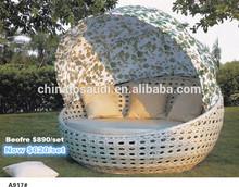 Excellent outdoor rattan furniture for Villa