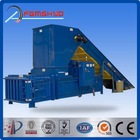 Best Seller China made factory professional high quality used clothes and textile compress baler machine