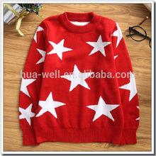 100% de la cachemira de nuevo del estilo suéter tejido para el bebé